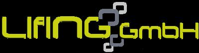 Grafikdesign aus Wien: Logo-Design; Kunde: LIFING Gebäudetechnik & Verwaltung GmbH